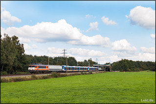 Railexperts 9901 + NSR SNG 2701 + 2301, Deurningen