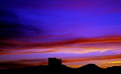 Surrealistic sky (portalealba) Tags: cambrils tarragona cataluña españa spain sunset cielo silueta portalealba pentax pentaxk50 1001nights 1001nightsmagiccity nwn vividstriking