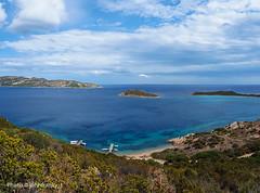 Capo Coda Cavallo-Sardinia-Italy (johnfranky_t) Tags: capocodacavallo sardegna italia mare golfo sardinia italy isolotti barche johnfranky t samsung s6 pontili nuvole cespugli bush