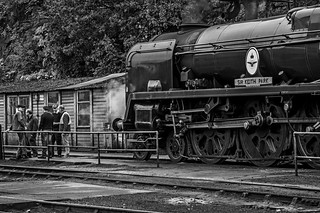 34053 'Sir Keith Park', Bewdley
