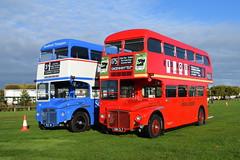 Red, White and Blue (davidvines1) Tags: bus doubledecker routemaster londontransport southendtransport