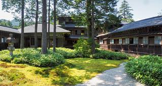 Tamozawa Imperial Villa....Japan