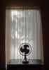 Window Fan (davidwilliamreed) Tags: window fan blinds sheers trunk bedroom myhouse dwwg