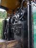 Inside the cab of the 19th century locomotive (James E. Petts) Tags: brienzrothornbahn rothorn switzerland brb mountain railway