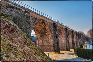 Demitz-Thumitz - Viadukt (Nordseite)