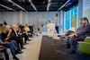 Rostyslav Ogryzko (boellstiftung) Tags: rostyslavogryzko ukraine's lessons fighting disinformation defending demoberlinheinrich böll stiftungopeningveranstaltungukraine's democracy debate ahead international day