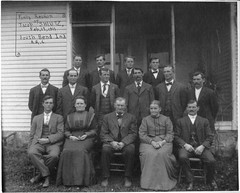 1911 - Jacob Sheutz/Schutz family reunion