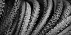 Bike Tires (Traveller_40) Tags: fahrrad grafitti himmel kunstpark ostpark photowalk reifen scottkelby wwpw wwpw2017 walkwithfriends werk3 werrksviertel woklkenkratzer wolken clouds dof depthoffield werksviertel mediaone worldwidephotowalk worldwide