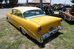 1956 chevrolet (bballchico) Tags: 1956 chevrolet westcoastkustomscruisinnationals carshow santamariaca 56cruze