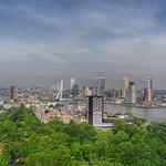 View from Euromast, Het Park, Rotterdam, Netherlands - 5275 thumbnail