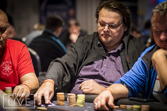 Andreas Westner (partypoker) Tags: partypoker live grand prix austria main event day 1c montesino vienna