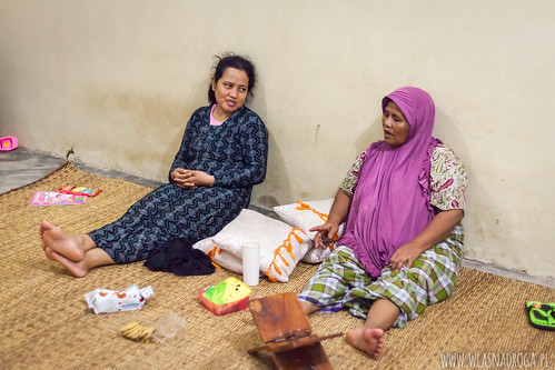 Z wizytą u indonezyjskiej rodziny