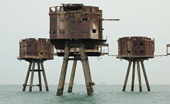 """Red Sands Sea Forts • <a style=""""font-size:0.8em;"""" href=""""http://www.flickr.com/photos/37726737@N02/37546135746/"""" target=""""_blank"""">View on Flickr</a>"""