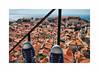 Watching Dubrovnik (CJS*64) Tags: watching sat feet converse rooftops dubrovnik craigsunter croatia cjs64 cjs colour colours reds urban travel traveling nikon nikkorlens nikkor nikond7000 dslr d7000 flickrtravelaward