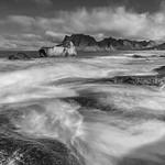 'Waveform' - Uttakleiv, Lofoten Islands thumbnail