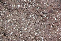 Pinkish-reddish porphyritic dacite (Upper Pleistocene, 27 ka; Devastated Area, Lassen Volcano National Park, California, USA) 10 (James St. John) Tags: pleistocene dacite devastated area lassen volcano national park california cascade range volcanoes volcanic igneous rock rocks