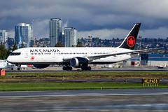CYVR - Air Canada B787-9 Dreamliner C-FRTG (CKwok Photography) Tags: yvr cyvr aircanada b787 dreamliner cfrtg