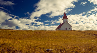 The church of Breiðavík