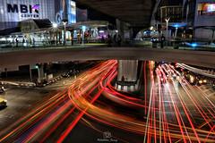 Bangkok multiple long exposure (chatchaithepkrailas) Tags: bangkok thailand mbk siam siamdiscovery city scape cityscape long exposure longexposure canon eos 80d canoneos80d 18135 nano usm canon18135nanousm