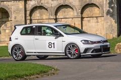 VW Gulf GTI Clubsport S (John Tif) Tags: 2017 crystalpalace vwgulfgticlubsports car motorspot