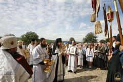 32. Первая литургия в с. Адамовка