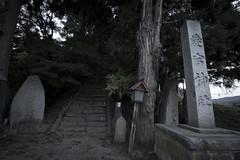 0331 (Shota Fukuda) Tags: 日本 japan 岩手県 遠野 神社 shintoshrine 愛宕神社