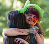 Cheerful girls in color powder  hugs (serhiy4) Tags: fun face people color holiday woman female happy colorful colour smile lifestyle expression happiness holi together paint festive culture celebration traditional friend festival ethnicity spring indian pretty student vibrant asia india beautiful girl young portrait having togetherness families hugs teenage glamour friendship hand two cheerful youth sisters couple party