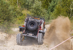 Upgraded off-road vehicle  overcomes the track (serhiy4) Tags: off street landvehicle car sport 4x4 wheel extremesports transportation modeoftransport extremeterrain motivation driving driveway drive adventure outdoors nature competition sportsrace peopletraveling rallycarracing offroadvehicle mountainbike dirtroad mud action motion blurredmotion engine competitivesport speed land danger dirty dirt motorsport forest groundculinary 4wd hill movinghouse exploration landscape challenge rivalry sportsutilityvehicle upgraded