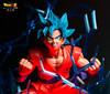 Dragon Ball - ChoShinGiDen - SSB Goku Kaioken-3 (michaelc1184) Tags: dragonball dragonballz dragonballgt dragonballsuper saiyan saiyangod kaioken goku banpresto bandai anime toys figure