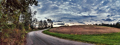 IMG_5068-71Ptzl1TBbLGER (ultravivid imaging) Tags: ultravividimaging ultra vivid imaging ultravivid colorful canon canon5dmk2 rural fields farm fall autumn pennsylvania pa road rainyday evening clouds scenic stormclouds landscape sky