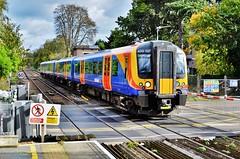 450107 (stavioni) Tags: swr swt emu south west trains siemens desiro western railway rai train electric multiple unit class450 450107 camberley