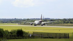 _MG_0828 Qatar A7-ACC (M0JRA) Tags: qatar a7acc manchester airport planes flying jets biz aircraft pilot sky clouds runways
