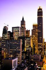 Tribeca Sunset, Fall 2017 (cvsta) Tags: city landscape skyline nyc sunset 16mm 35mm