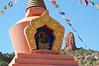 Amitabha Chimney (Sotosoroto) Tags: sedona arizona amitabha amitabhastupa stupa chimneyrock statue
