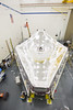 The Flight Sunshield Deployed and Fully Tensioned by Northrop Grumman for First Time (James Webb Space Telescope) Tags: jwst nasa hubble bestof recentbestof topimages jameswebbspacetelescope hubblessuccessor sunshield