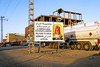 Adrar أدرار (habib kaki) Tags: ادرار أدرار الجزائر adrar algérie sahara صحراء لافتة panneau