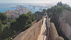 20171029_161431_HDR (uweschami) Tags: spanien espania malaga urlaub stadt alcazaba gibralfaro santaiglesia museopicasso plaza hafen mittelmeer