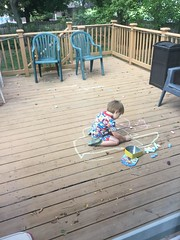 """Paul Colors with Chalk on the Deck • <a style=""""font-size:0.8em;"""" href=""""http://www.flickr.com/photos/109120354@N07/37988596096/"""" target=""""_blank"""">View on Flickr</a>"""