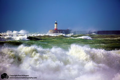 Lighthouse (www.eastsussexphotography.com) Tags: storm newhaven beach arm breakwater sea canon 5dmk3 100400 brian