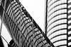 Lines II - Hongkong 89/188 (*Capture the Moment*) Tags: 2017 central exchangesquare hongkong hongkongisland reflection reflections reflexion sonynex7 zeissbatis1885 monochrome schwarzweiss