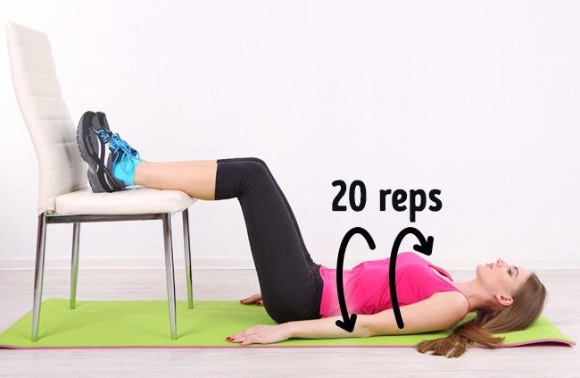 Bỏ ra 10 phút mỗi ngày để giảm mỡ bụng nhanh chóng, đây chính là cách dành cho bạn - Ảnh 3.