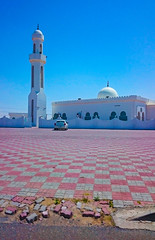 Along the road (Irina.yaNeya) Tags: uae emirates ummalquwain architecture mosque building road sky white car summer eau arquitectura mezquita edificio carretera cielo blanco coche verano الامارات أمّالقيوين فنمعماري هندسةمعمارية بناء مسجد طريق سماء أبيض سيارة الصيف эмираты оаэ архитектура мечеть дорога машина лето небо