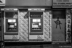 Beşiktaş, Istanbul (Miki Takes Photos) Tags: istanbul life besiktas beşiktaş turkey turkiye türkiye street urban city wanderlust travel monochrome anarchism anarchist graffiti