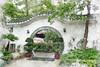 To go beyond is as wrong as to fall short. (Confucius) (boeckli) Tags: sevenstyles hongkong outdoor garden garten gate bogen park texture texturen textur painterly tree trees baum bäume birdpark birdgarden yuenpostreet