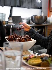 Sound & Savor - Tzimmes (Bitter-Sweet-) Tags: vegan food chef philipgelb soundsavor oakland california bayarea eastbay restaurant underground popup feastly meatless vegetarian yomkippur healthy savory dinner meal carrots stewed