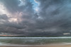 Cloudy and Overcast Daybreak at the Beach (Merrillie) Tags: daybreak landscape northentrancebeach cloudy australia surf overcast weather newsouthwales clouds earlymorning morning beach ocean longexposure waterscape sea sunrise seascape theentrance atmosphere dawn nsw nature