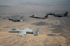(aeroman3) Tags: usaf airforce lukeafb seymourjohnsonafb davismonthan dm dmafb a10thunderboltii f16fightingfalcon f35jointstrikefighter f15strikeeagle luke arizona unitedstates