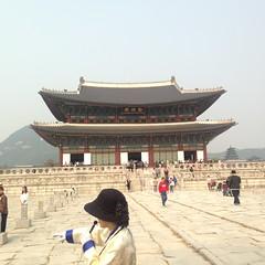 Korea - Gyeongbokgung   125 (The Subcultured Traveler) Tags: iphonepics korea seoul insadong namdemeun dmz hongdae heyri sinchon travel asia backpacker subculturedtraveler
