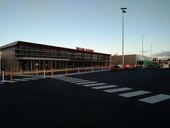 Hobart International Airport (mattlevine17) Tags: airport terminal hobart tasmania australia dawn sunny cambridge hobartinternationalairport