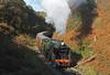 926 'Repton' at Beckhole (TomNoble7) Tags: sr schools 926 repton grosmont pickering beckhole moorlander autumn steam